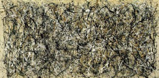 One: Number 31 di Jackson Pollock