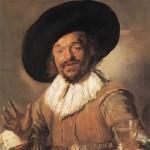 L'allegro bevitore di Frans Hals