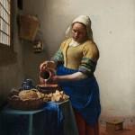 Lattaia di Vermeer