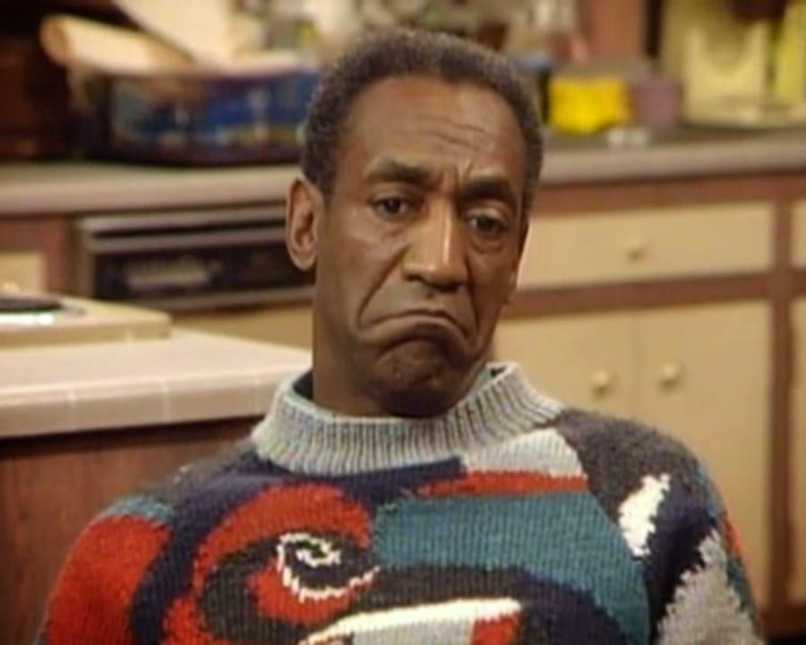 Bill Cosby nei panni di Cliff