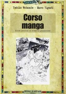 La copertina di Corso manga di Watanabe e Vignati