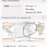 Wolfram Alpha interrogato su questioni climatiche