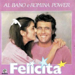 Felicità di Al Bano e Romina Power