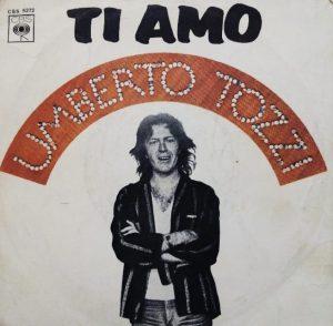 Ti amo di Umberto Tozzi