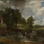 Il carro da fieno di John Constable