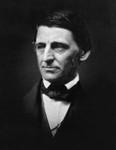 Ralph Waldo Emerson, aforista e filosofo che si espresse spesso sul rapporto tra amore e odio