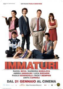 Immaturi e il suo ampio cast