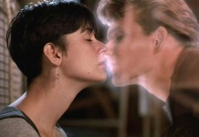 Il bacio finale di Ghost