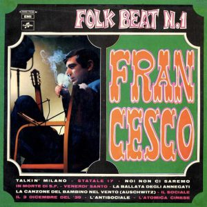 Folk Beat n.1, album giovanile di Francesco Guccini