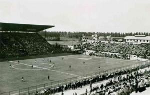 Lo stadio di San Siro negli anni '20