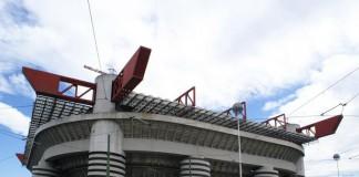 Lo stadio Meazza o San Siro di Milano