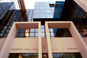 La sede del Dipartimento di Economia a Trento, considerato il migliore d'Italia
