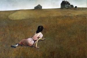 Il mondo di Christina, capolavoro di Andrew Wyeth