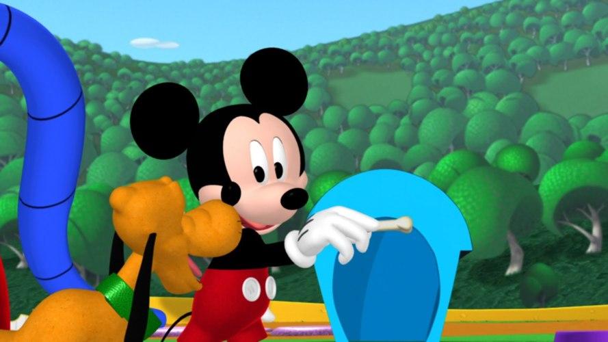 Cinque tra i migliori episodi de la casa di topolino