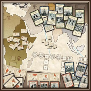 La plancia di Colonialism