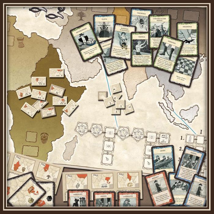 Cinque divertenti giochi da tavolo da stampare - La battaglia dei cinque eserciti gioco da tavolo ...