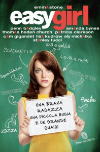 Easy Girl, con Emma Stone