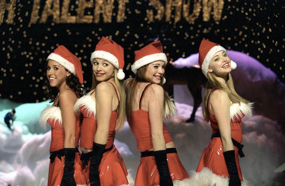 Mean Girls, con Lindsay Lohan e varie altre giovani attrici