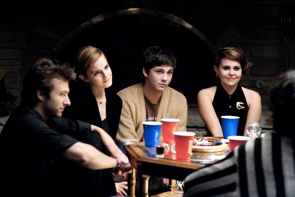 Emma Watson, Logan Lerman e altri protagonisti di Noi siamo infinito