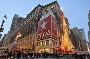 I grandi magazzini di Macy's