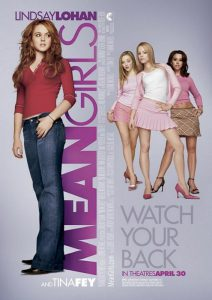 Mean Girls, con Lindsay Lohan