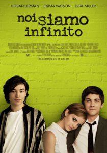 La locandina di Noi siamo infinito, uno dei film più belli per ragazze degli ultimi anni