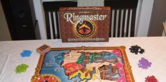 Ringmaster, uno dei migliori giochi da tavolo da stampare in italiano