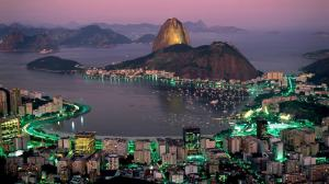 La città di San Paolo, capoluogo dell'omonimo stato