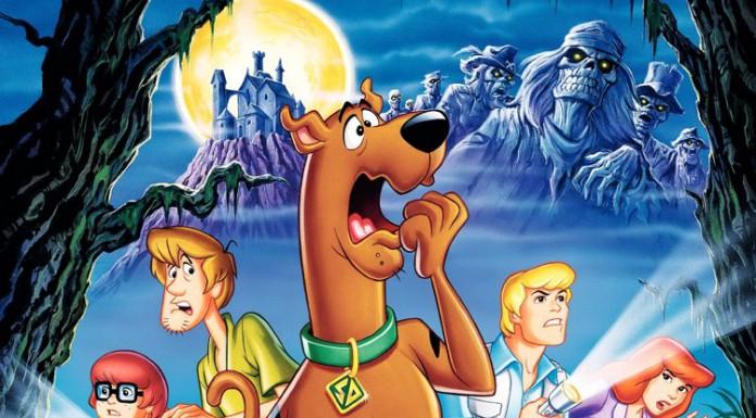 Scooby doo e il fantasma della strega cinque cose belle
