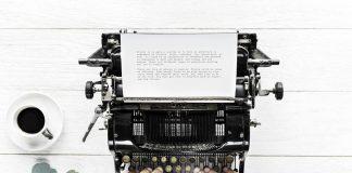 Cinque consigli su come scrivere un libro di successo, anche con la macchina da scrivere