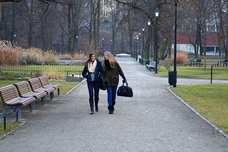 Camminare fa sempre bene nell'ottica di ottenere un sedere perfetto