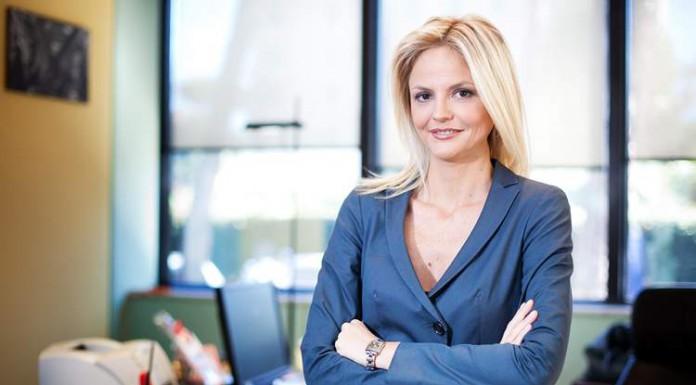 Sarah Varetto, direttrice di Sky TG24