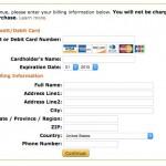 Amazon necessita di carta di credito anche se il download è gratuito