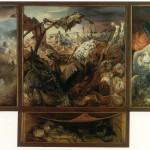 """Il trittico """"La guerra"""""""