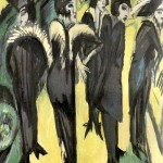 Kirchner - Cinque donne per strada