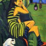 Kirchner - L'artista Marcella