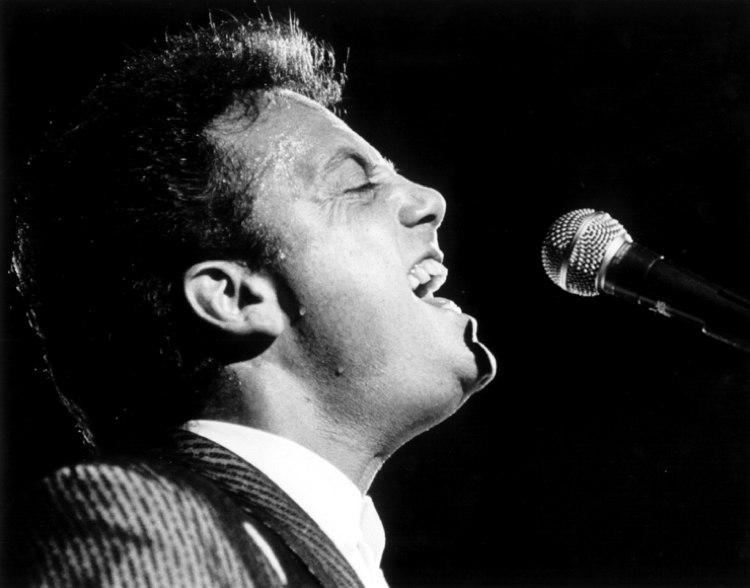 Billy Joel negli anni '80, all'epoca del suo massimo successo