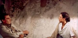 Una scena della versione cinematografica di Cristo si è fermato a Eboli, con Gian Maria Volonté