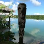 Folclore locale nell'isola di Éfaté