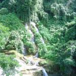 Panorama dell'isola di Éfaté