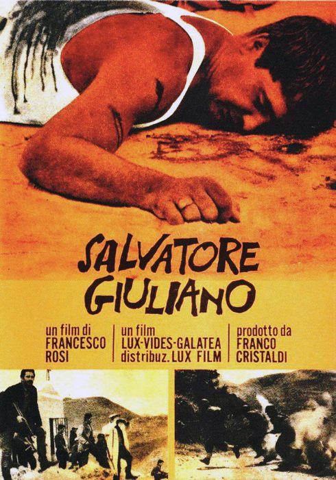Salvatore Giuliano, storico film sulla mafia di Francesco Rosi