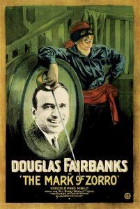 Il segno di Zorro con Douglas Fairbanks
