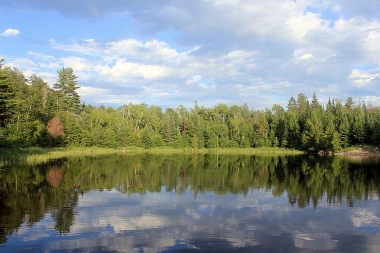 Il Parco nazionale dei Voyageurs, in Minnesota