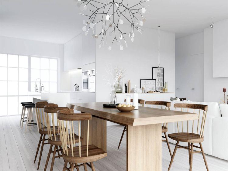 Cinque caratteristiche fondamentali dell 39 arredamento for Nordic style arredamento
