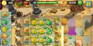 Schermata di Piante vs. Zombi 2, uno dei più bei giochi da scaricare gratis dallo store Google Play