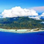 Rarotonga, nelle isole Cook