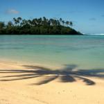 Panorama di Rarotonga