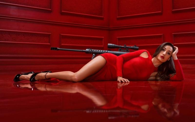 Il colore rosso, i tacchi e il pericolo sono tre cose fondamentali per far eccitare un uomo, secondo le ricerche