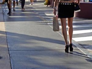 Secondo le ricerche, i tacchi alti sono uno dei modi più efficaci per far eccitare un uomo