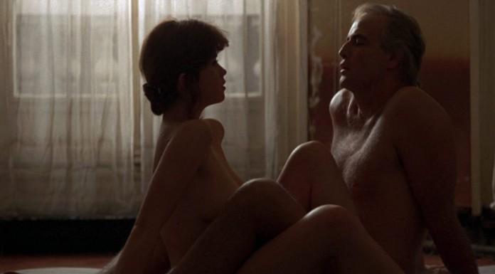 """Una scena di """"Ultimo tango a Parigi"""", uno dei più celebri film vietati ai minori"""